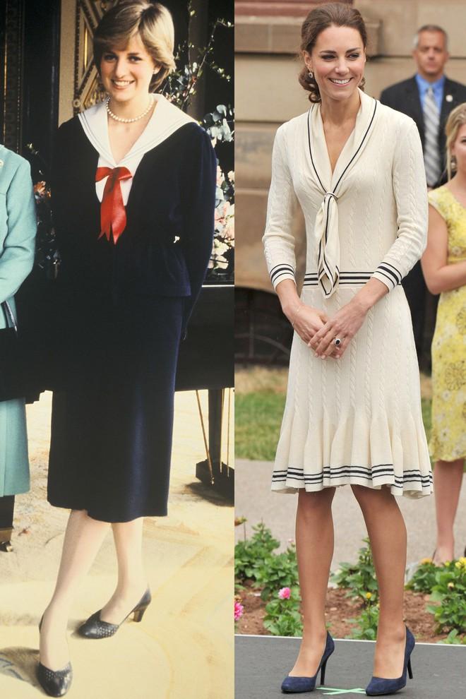 Hoá ra phong cách thanh lịch của Kate Middleton là học lỏm từ người khác  - Ảnh 13.