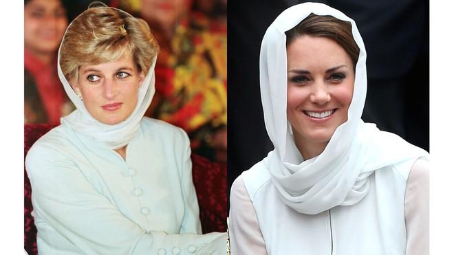 Hoá ra phong cách thanh lịch của Kate Middleton là học lỏm từ người khác  - Ảnh 22.