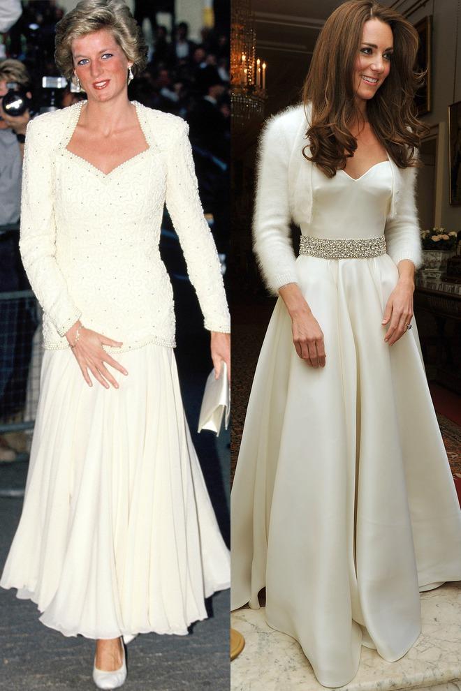 Hoá ra phong cách thanh lịch của Kate Middleton là học lỏm từ người khác  - Ảnh 16.