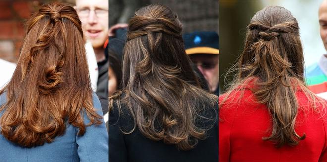 Ngoài gu thời trang thanh lịch, công nương Kate còn khéo chọn kiểu tóc kết hợp cùng - Ảnh 8.
