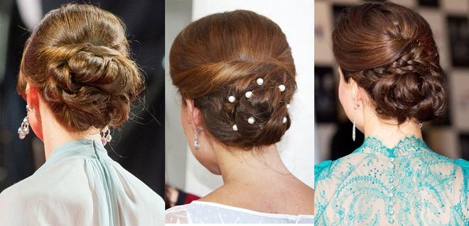 Ngoài gu thời trang thanh lịch, công nương Kate còn khéo chọn kiểu tóc kết hợp cùng - Ảnh 10.