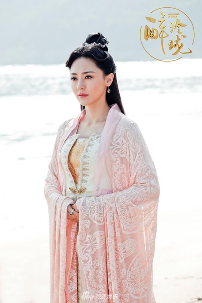 Lưu Thi Thi nhợt nhạt giữa dàn mỹ nhân Túy linh lung xinh như mộng - Ảnh 3.