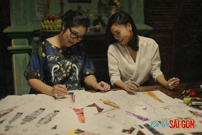 """""""Cô Ba Sài Gòn"""": Bữa tiệc thời trang xuất sắc nhất trong lịch sử điện ảnh Việt Nam - Ảnh 8."""