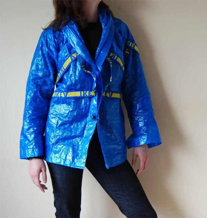 Quên vải vóc đi, giờ người ta còn dùng cả bao tải để may quần áo như thế này cơ - Ảnh 8.