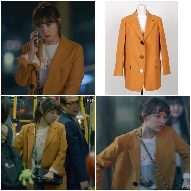 Choi Ae Ra và Go Dong Man - cặp đôi hâm hâm dở dở cũng có gu thời trang hay ho phết nhé! - Ảnh 7.