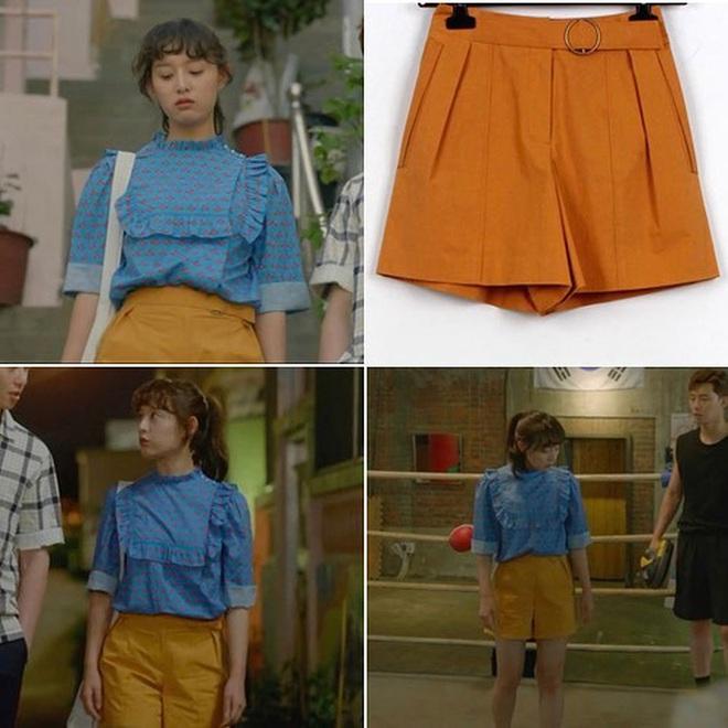 Choi Ae Ra và Go Dong Man - cặp đôi hâm hâm dở dở cũng có gu thời trang hay ho phết nhé! - Ảnh 12.