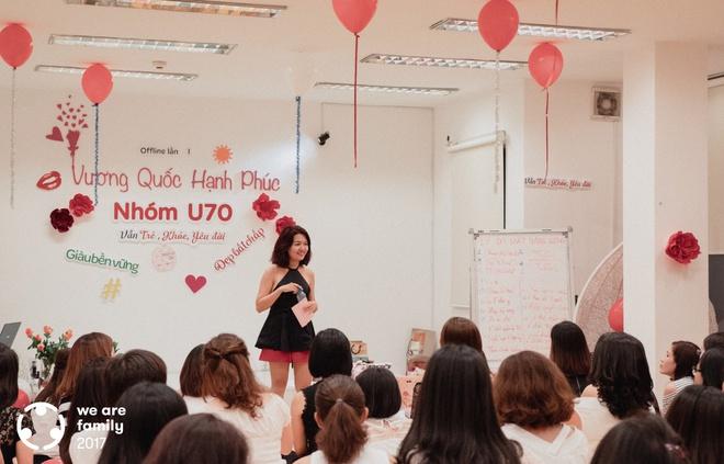 Huỳnh Huyền Trân - CEO Vương quốc Hạnh phúc: Bạn không thể quyến rũ nếu bản thân thiếu hạnh phúc - Ảnh 13.