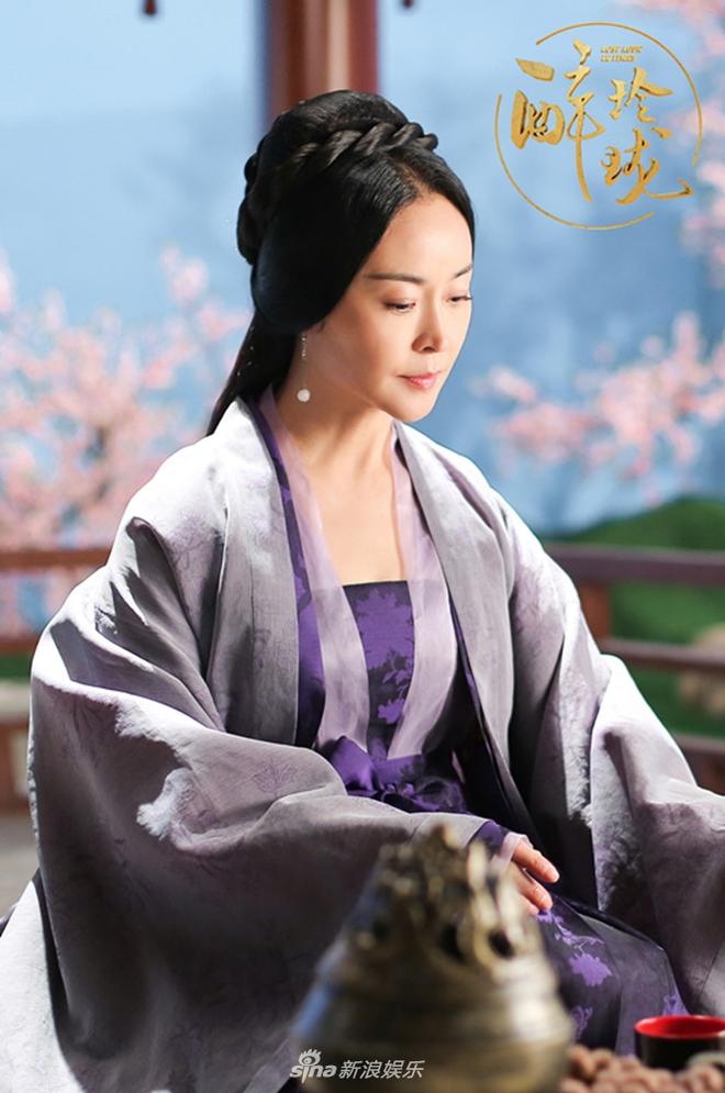 Lưu Thi Thi nhợt nhạt giữa dàn mỹ nhân Túy linh lung xinh như mộng - Ảnh 11.