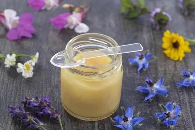 8 lợi ích tuyệt vời của sữa ong chúa đối với sức khỏe, mùa đông này chị em hãy trang bị ngay - Ảnh 5.