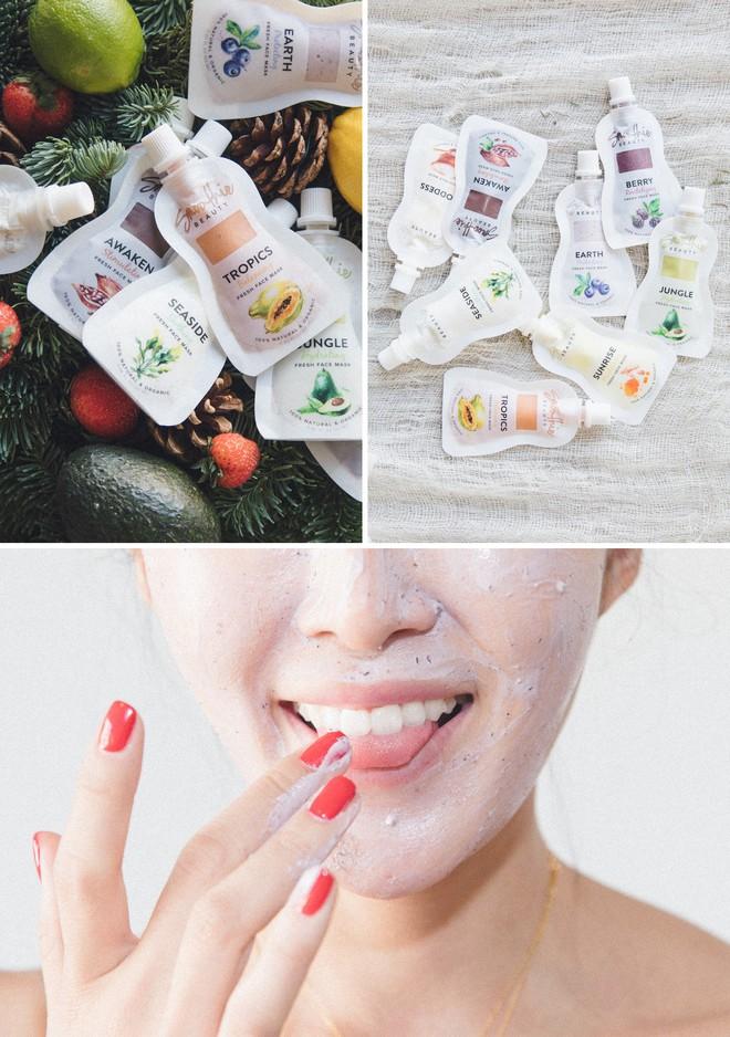 Các nàng cuồng mỹ phẩm organic chẳng thể bỏ qua loại mặt nạ an toàn đến mức ăn được - Ảnh 6.