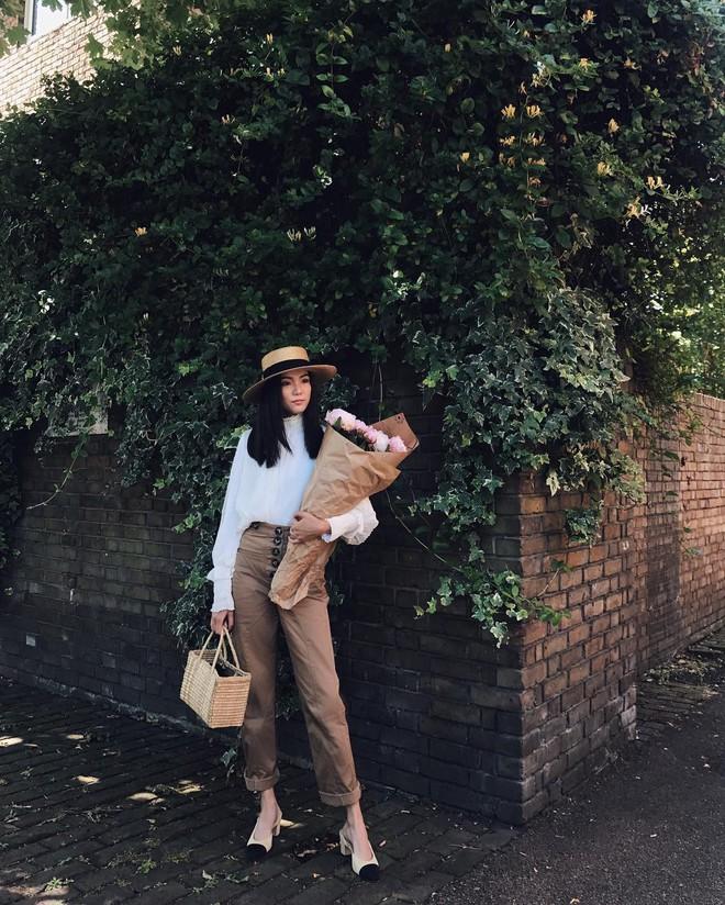 Để mà nói về street style của quý cô châu Á tuần này thì chỉ có thể là: xuất sắc! - Ảnh 9.