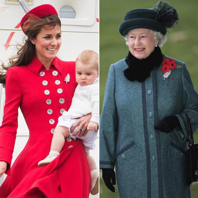 Hóa ra hầu hết đồ trang sức của Công nương Kate đều là đồ đi mượn - Ảnh 2.