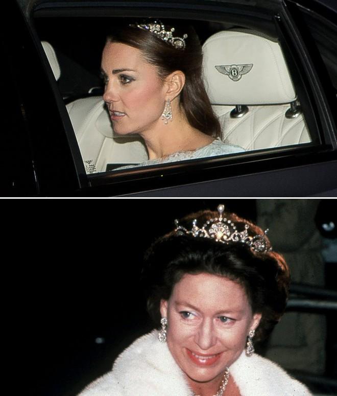 Hóa ra hầu hết đồ trang sức của Công nương Kate đều là đồ đi mượn - Ảnh 6.