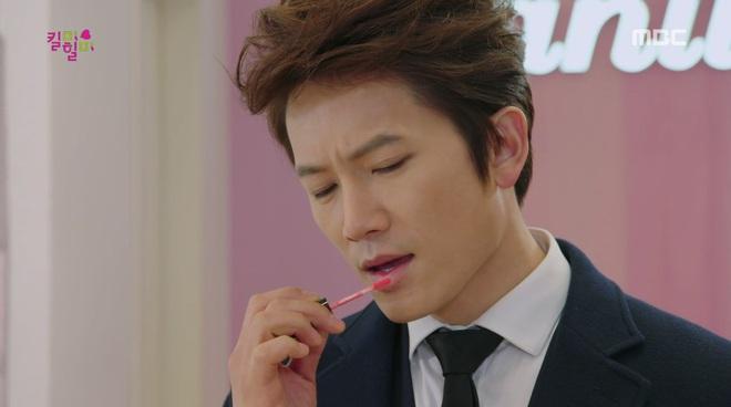 Muốn son bán chạy nên người Hàn chỉ toàn mới sao nam đi đóng quảng cáo - Ảnh 4.