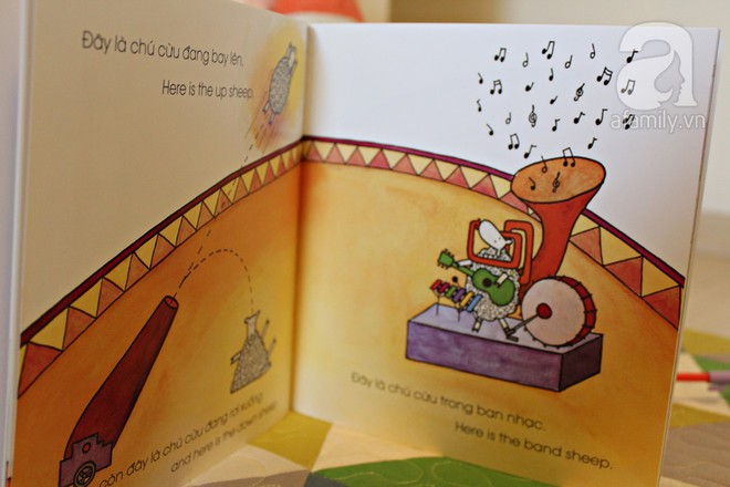 5 cuốn sách tranh kinh điển giúp bé học tiếng Anh từ sớm bố mẹ không nên bỏ qua - Ảnh 11.