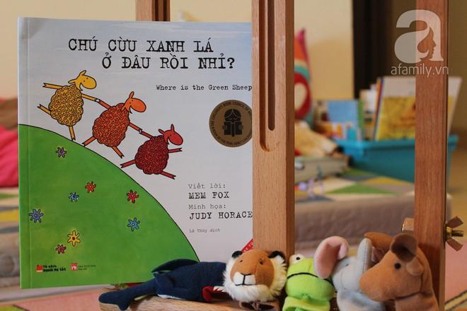 5 cuốn sách tranh kinh điển giúp bé học tiếng Anh từ sớm bố mẹ không nên bỏ qua - Ảnh 10.