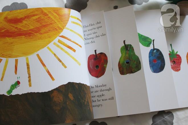 5 cuốn sách tranh kinh điển giúp bé học tiếng Anh từ sớm bố mẹ không nên bỏ qua - Ảnh 2.