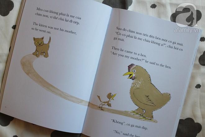 5 cuốn sách tranh kinh điển giúp bé học tiếng Anh từ sớm bố mẹ không nên bỏ qua - Ảnh 5.