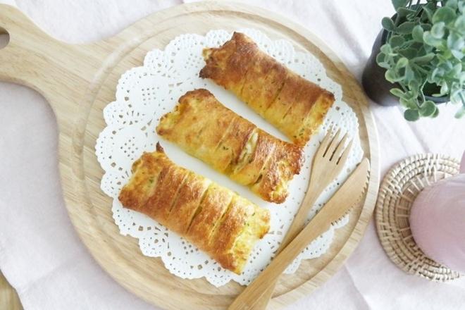 Bánh sandwich khoai lang vừa lạ vừa ngon cho bữa sáng - Ảnh 6.