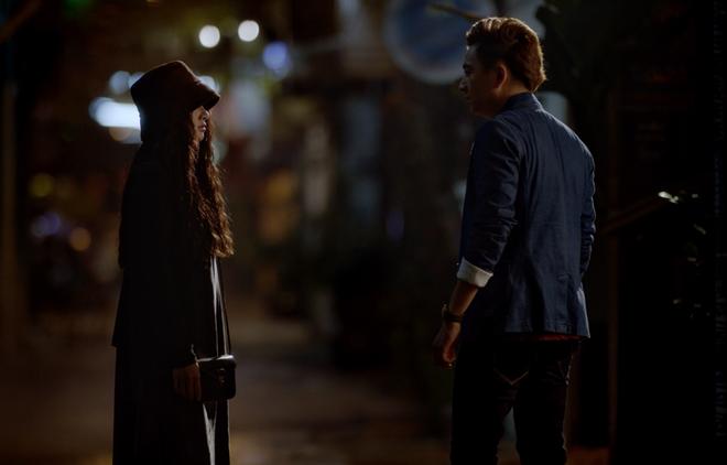Loạt hình ảnh vừa bí ẩn vừa lãng mạn chảy tim của Nhã Phương - Ngô Kiến Huy - Ảnh 2.