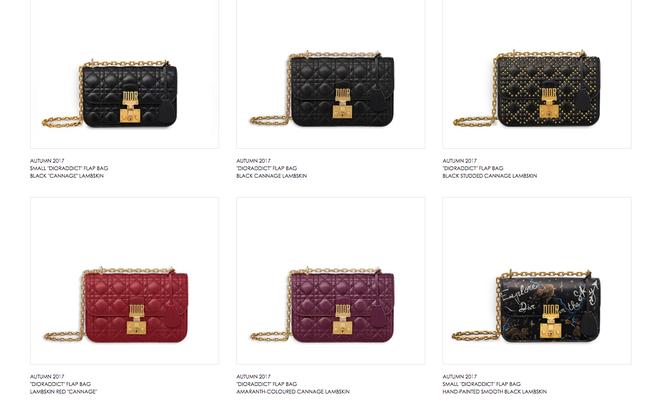Sau túi J'adior, giới mộ điệu lại nóng lòng sở hữu túi Addict của Dior - Ảnh 9.