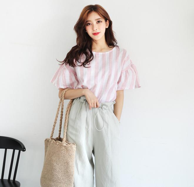 Top 5 xu hướng thời trang nổi bật xứ Hàn đang du nhập mạnh mẽ vào Việt Nam - Ảnh 10.