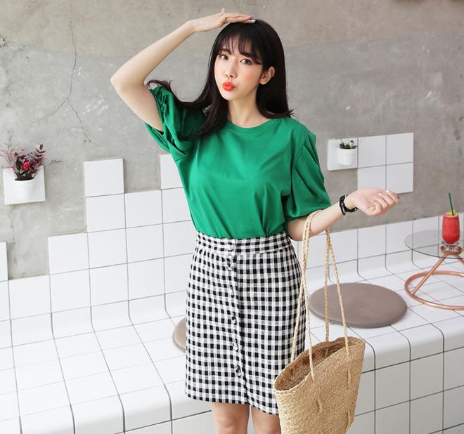 Top 5 xu hướng thời trang nổi bật xứ Hàn đang du nhập mạnh mẽ vào Việt Nam - Ảnh 18.