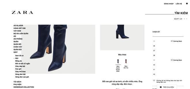 Chưa lạnh nhưng đôi boots này của Zara được dự đoán là sẽ bị vét hết hàng ở khắp mọi nơi - Ảnh 7.