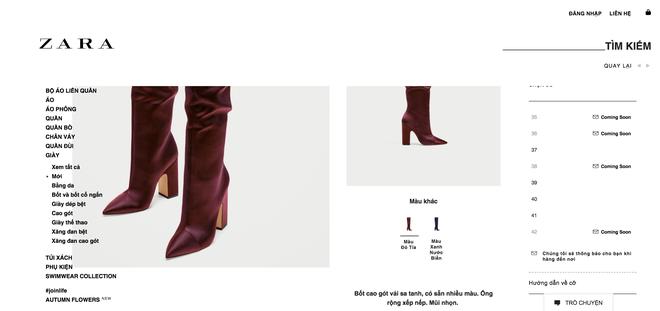 Chưa lạnh nhưng đôi boots này của Zara được dự đoán là sẽ bị vét hết hàng ở khắp mọi nơi - Ảnh 8.