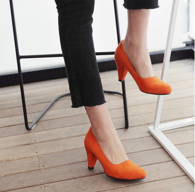 Nguyên nhân chẳng ngờ tới khiến bạn bị đau chân khi đi giày cao gót - Ảnh 6.