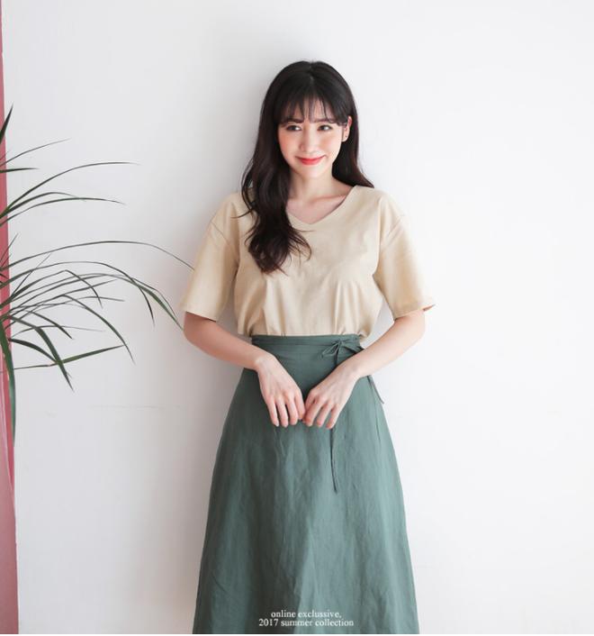 Quý cô nào cũng xinh chuẩn như gái Hàn nhờ combo 3 món đồ này - Ảnh 6.