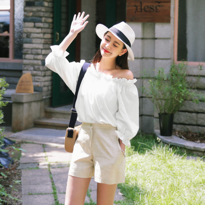 Quý cô nào cũng xinh chuẩn như gái Hàn nhờ combo 3 món đồ này - Ảnh 8.