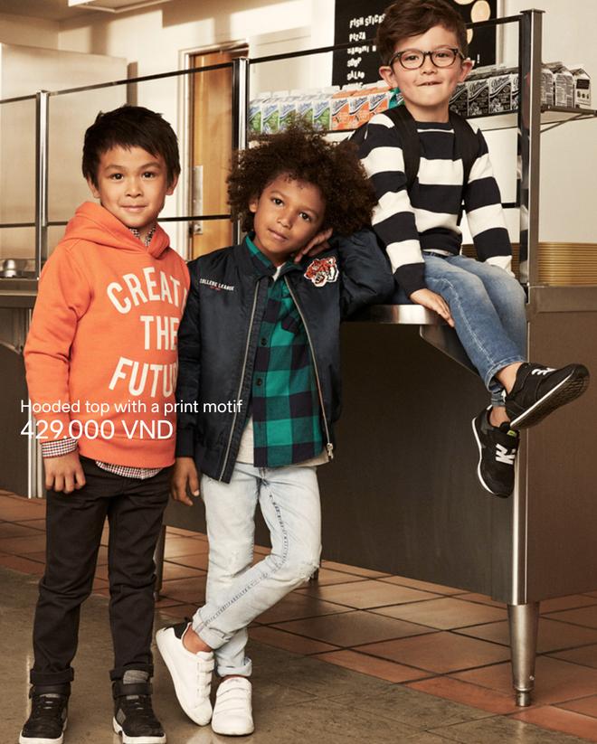 Gợi ý trang phục Thu/Đông cho các bé với loạt lookbook mới nhất của Zara, H&M và Mango - Ảnh 29.