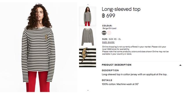 Đồ H&M tại Việt Nam so Thái Lan hay Thuỵ Điển thậm chí còn rẻ hơn - Ảnh 9.
