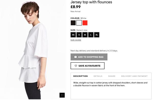 Đồ H&M tại Việt Nam so Thái Lan hay Thuỵ Điển thậm chí còn rẻ hơn - Ảnh 12.