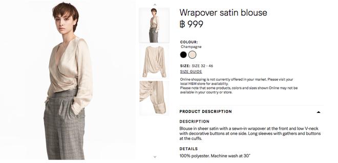 Đồ H&M tại Việt Nam so Thái Lan hay Thuỵ Điển thậm chí còn rẻ hơn - Ảnh 15.