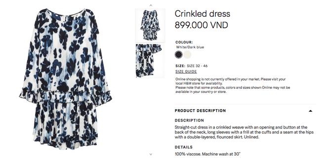 Đồ H&M tại Việt Nam so Thái Lan hay Thuỵ Điển thậm chí còn rẻ hơn - Ảnh 18.