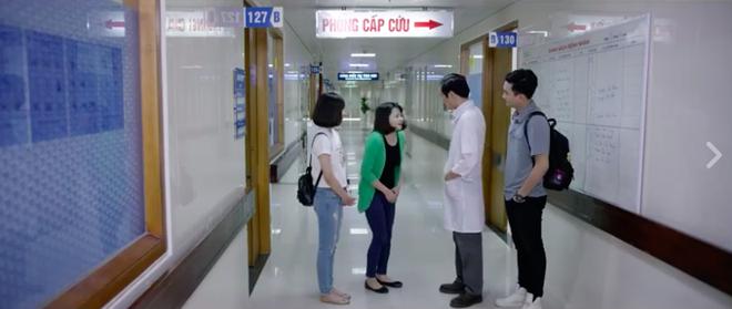 Khi không làm giang hồ, Lương Bổng (Trung Anh) cũng ra dáng bác sĩ thế này - Ảnh 4.
