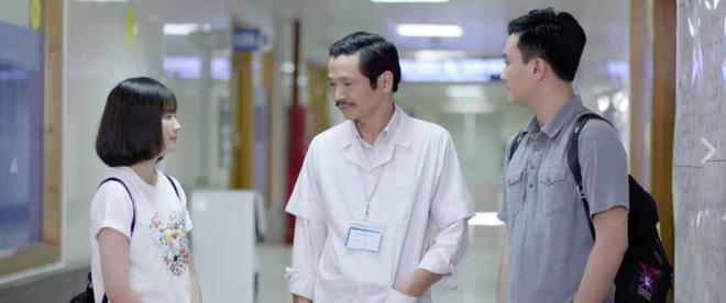 Khi không làm giang hồ, Lương Bổng (Trung Anh) cũng ra dáng bác sĩ thế này - Ảnh 9.