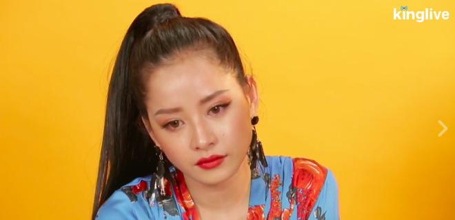 Giữa tâm bão bị chê hát dở, Chi Pu bật khóc khi đối mặt với fan - Ảnh 3.