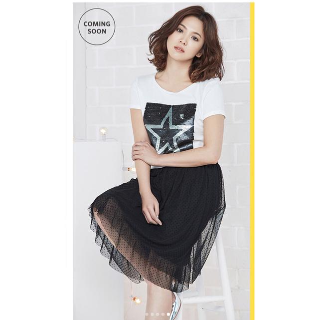 Thực hiện bộ ảnh thời trang cận kề ngày cưới, Song Hye Kyo bỗng tròn đầy hơn hẳn sau nghi vấn bầu bí - Ảnh 3.