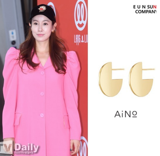 Chị hai của Những nàng công chúa nổi tiếng 42 tuổi vẫn diện đầm hồng choét tham dự Tuần lễ thời trang Seoul  - Ảnh 3.