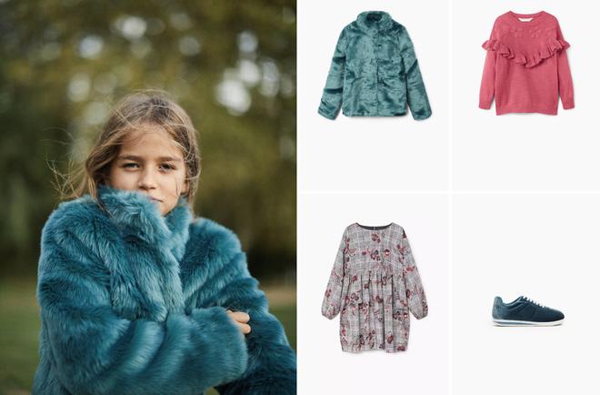 Đông này, mặc cho bé thật xinh với loạt lookbook mới nhất của Zara và H&M - Ảnh 20.