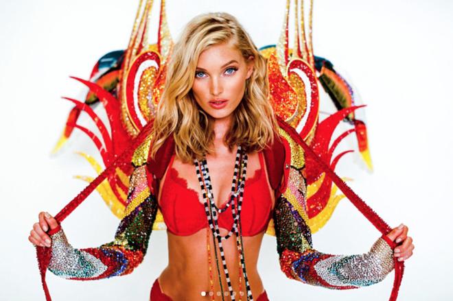 Rò rỉ những thiết kế Victorias Secret bắt tay cùng Balmain khiến dân tình ngày càng mong ngóng - Ảnh 7.