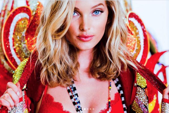 Rò rỉ những thiết kế Victorias Secret bắt tay cùng Balmain khiến dân tình ngày càng mong ngóng - Ảnh 8.
