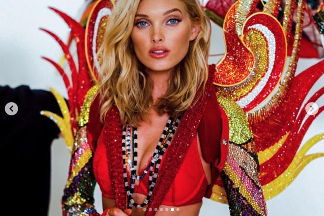 Rò rỉ những thiết kế Victorias Secret bắt tay cùng Balmain khiến dân tình ngày càng mong ngóng - Ảnh 11.