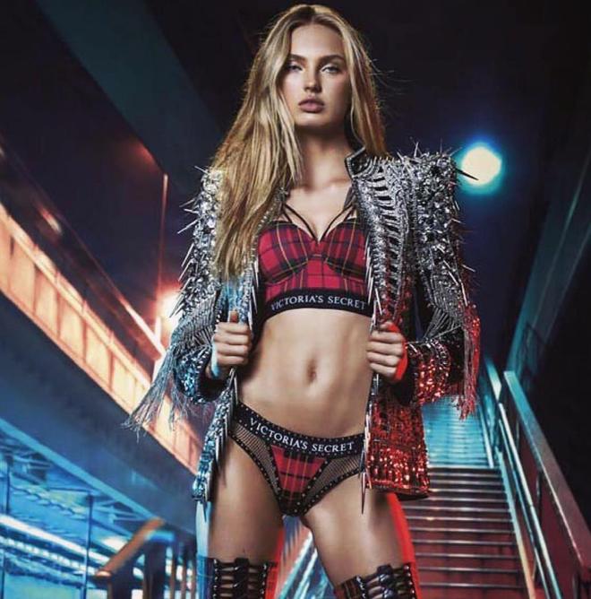 Rò rỉ những thiết kế Victorias Secret bắt tay cùng Balmain khiến dân tình ngày càng mong ngóng - Ảnh 5.