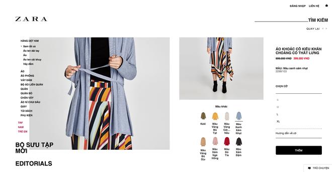 Zara sale 50% và đây là những mẫu áo len, áo nỉ mà các nàng phải vợt ngay kẻo hết size - Ảnh 12.