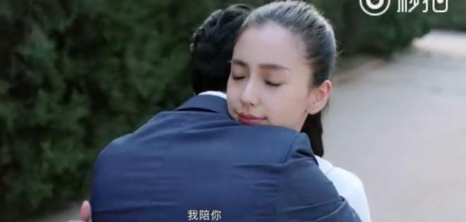 Hé lộ cảnh hôn môi đầu tiên của Angelababy với soái ca chân ngắn Hoàng Hiên  - Ảnh 6.