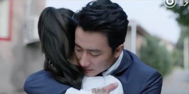 Hé lộ cảnh hôn môi đầu tiên của Angelababy với soái ca chân ngắn Hoàng Hiên  - Ảnh 7.